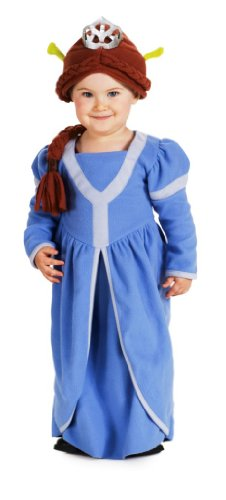 Baby Girl Shrek Costume (Shrek the Third Fiona Costume (6 12 months))