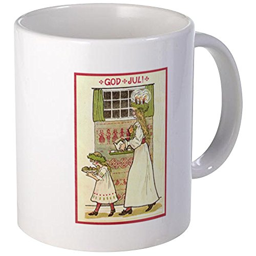 CafePress - Lucia - Unique Coffee Mug, 11oz Coffee Cup (Teapot With Crown Design compare prices)
