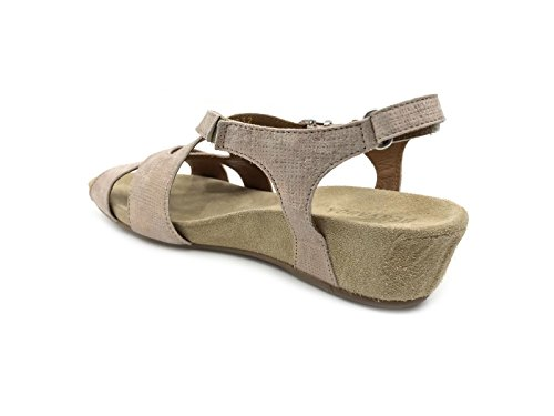 BENVADO Women's Fashion Sandals Pink Ww3HuLq