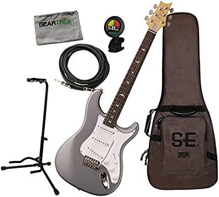 PRS John Mayer - Guitarra eléctrica de tungsteno con cable ...