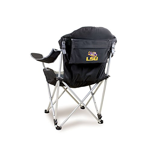 NCAA LSU Tigers Reclining Camp Chair, - Lsu Chair Tigers Tailgate