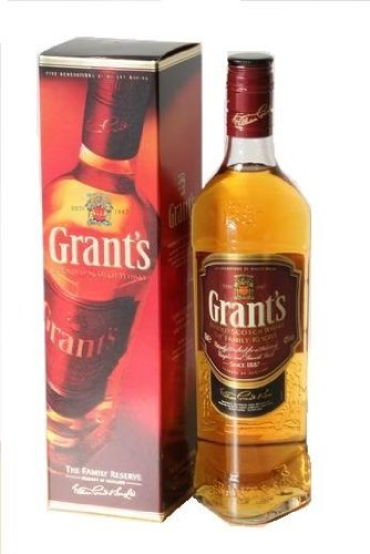 Whisky Grant's 8 Years 750ml
