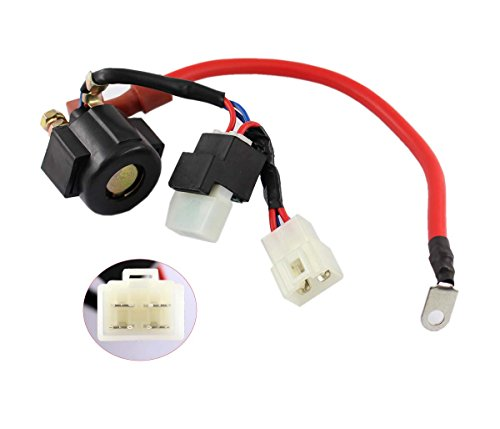 XA New Starter Solenoid Relay For HiSun Massimo Menards Yardsport UTV 400 MSU 500 700 37710-115-0000,376800010,37700-055-0000
