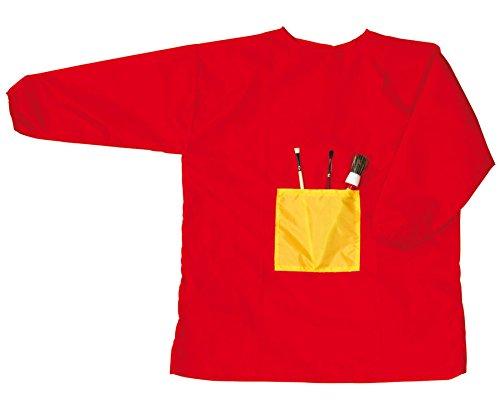 Betzold 50897 - Malkittel für Bastelarbeiten Kinder Malkleidung, Größe M Größe M Vinco50897