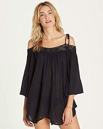de8721271e Billabong Women's Breeze on Cover Up at Amazon Women's Clothing store: