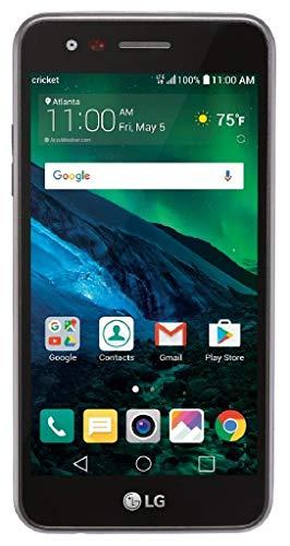 Cricket Wireless - LG Fortune LG-M513 4G LTE 16gb Smartphone