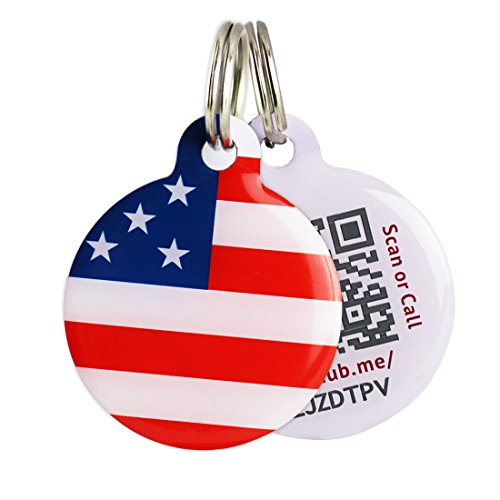 pinmei-stainless-iron-epoxy-qr-digital-dog-cat-id-tag-american-flag