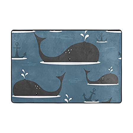 41ZO-g%2B%2BXNL._SS450_ Whale Rugs and Whale Area Rugs