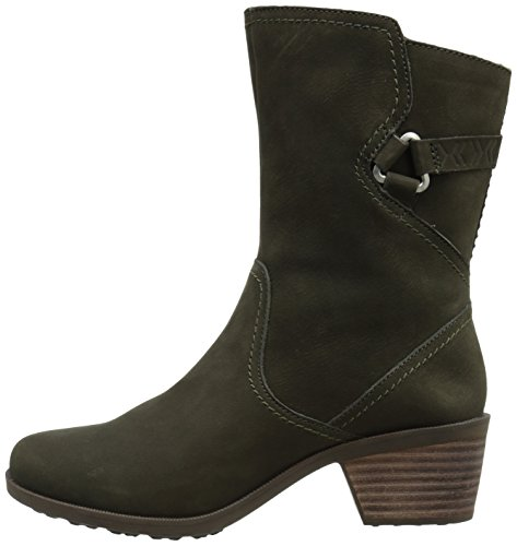 Black Calf Foxy Mid W Olive Women's Teva Boot xPRpB8q