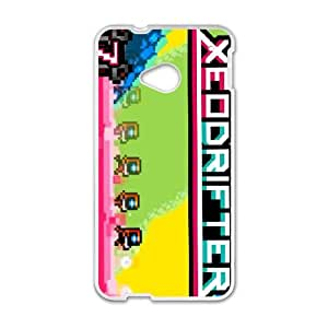 HTC One M7 Cell Phone Case White Xeodrifter R8E7HB