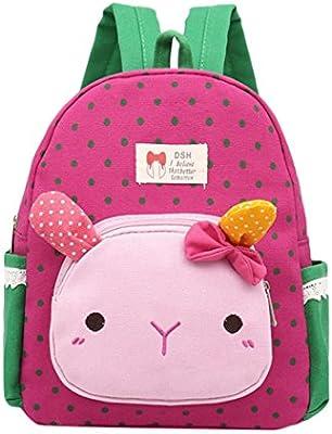 9fbab7172fb6 Amazon.com: Hot Sale! Koolee Kids Baby Rabbit Backpack Cute 3D ...