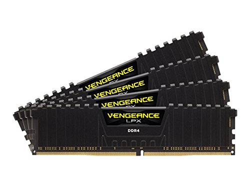 Corsair Vengeance LPX 64GB DDR4 DRAM 3200MHz C16 Memory Kit ()