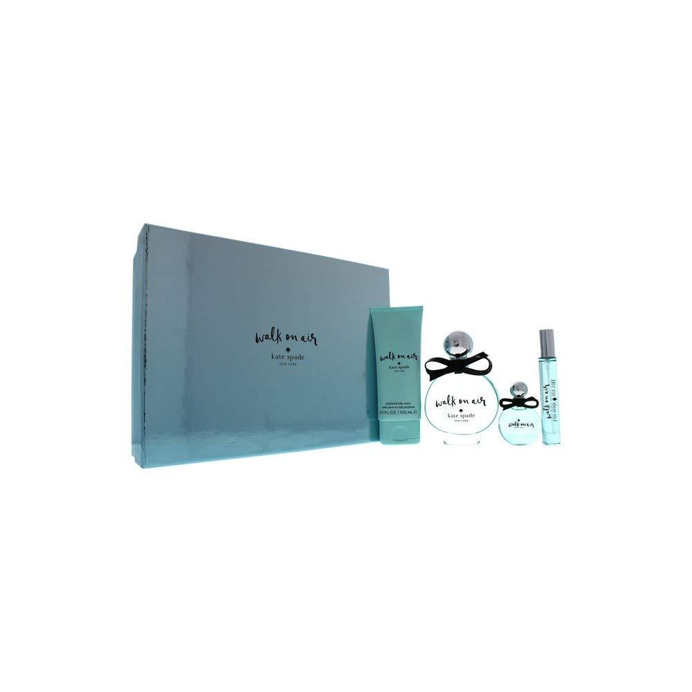 Kate Spade Walk On Air Holiday Set Womens Perfume, 4 ct.