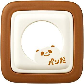 Amazon.com: Sando de Panda Japanese Sandwich Cutter: Japanese Sandwich Sealer: Kitchen & Dining