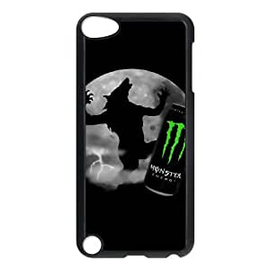 Ipod Touch 5 Phone Case for Monster Energy pattern design