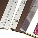 Pina Zangaro Adhesive Hinge Strips, 11'', 10-pack (71802)