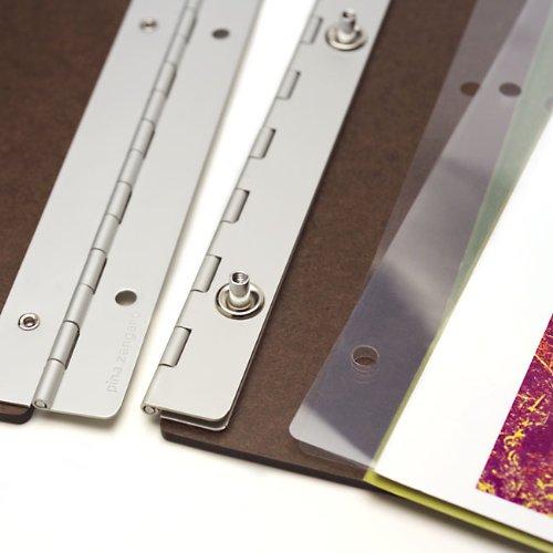 Pina Zangaro Adhesive Hinge Strips, 11'', 10-pack (71802) by Pina Zangaro