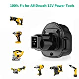FirstPower 2 Pack 3500mah Dewalt 12V Replacement