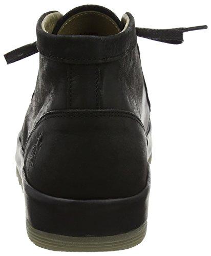 FLY London Herren Moso762fly Desert Boots Schwarz (Black)