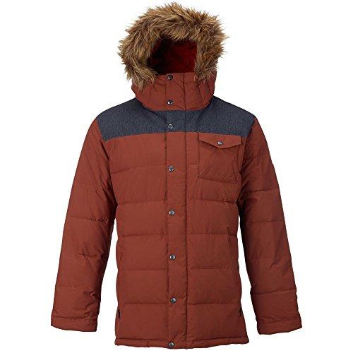Burton Men's Traverse Jacket, Matador/Denim, Medium