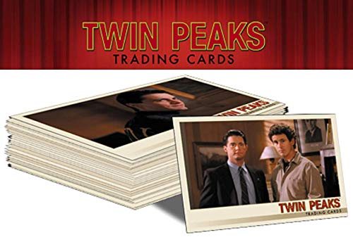 2018 Rittenhouse Archives Twin Peaks Trading Cards 90-Card Base Set