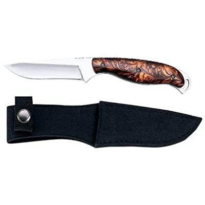 Maxam? Fixed Blade Hunting Knife