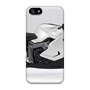 New Customized Design Bmw K 1300 S White For Iphone 5/5s Cases Comfortable For Lovers And Friends For Christmas Gifts