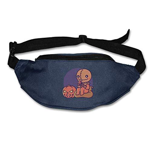 Trick 'r Treat Runner's Pack Mens & Womens Unisex Travel Funny Style Waist-Bag