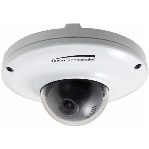 - Speco Technologies Intensifier IP O2IMD1 2MP 1080p Full HD Indoor/Outdoor Miniature Dome IP Camera, 2.9mm Fixed Lens, 30fps, H.264 & MJPEG, PoE, White