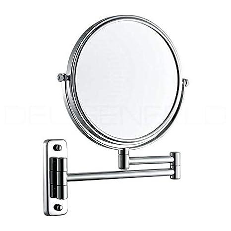 Bevorzugt DEUSENFELD K5C - Doppel Wand Kosmetikspiegel, Rasierspiegel XY48