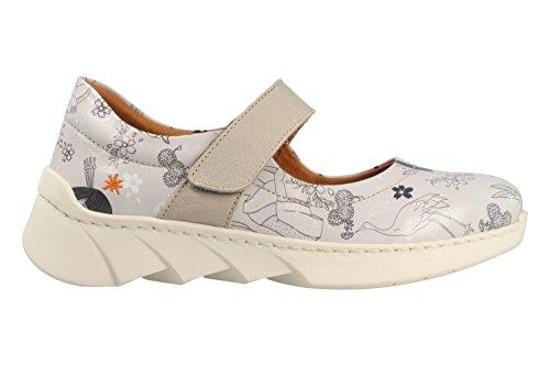 Chaussures Art 1360f Rambla Sakura Blanc Fantasy 76F0ndq6