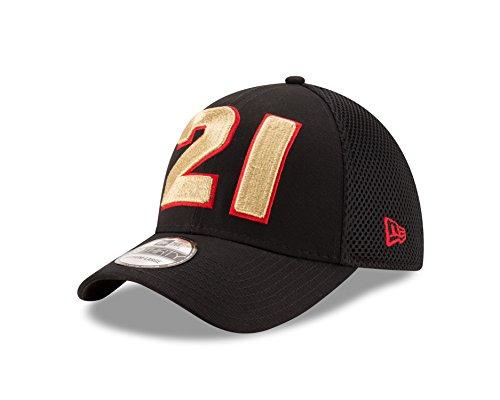 New Era NASCAR Mega Team Neo 39Thirty Stretch Fit Cap, Medium/Large, (Kyle Busch Hat)