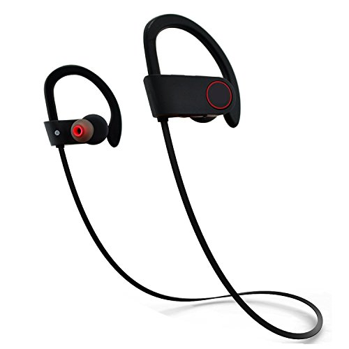 top4cus U8 Headphones Sweatproof Microphone