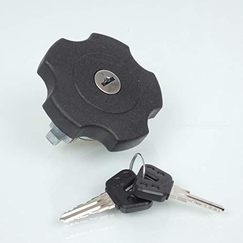 /Tap/ón de dep/ósito de combustible Bride con cierre con llave El di/ámetro de la parte cil/índrica que Rentre En E Tap/ón Dep/ósito De Yamaha XJ para 600/cc de 1985/a NC pec001/Etat Neuf/