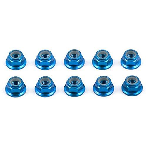 Team Associated 25390 Factory Team Blue 5mm Locknut