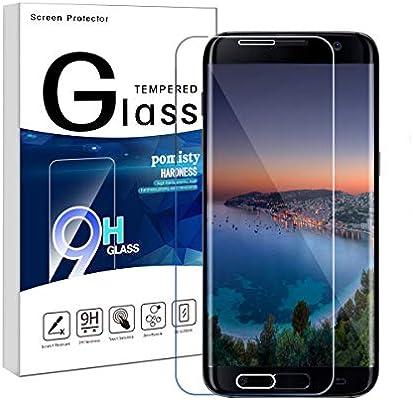 Samsung Galaxy S8 Plus Displayschutzfolie 9H H/ärtegrad Anti-Kratzen Anti-Fingerabdruck vollst/ändige Abdeckung Glas Displayschutzfolie f/ür Samsung Galaxy S8 Plus Galaxy S8 Plus Panzerglas Schutzfolie, 2 St/ück