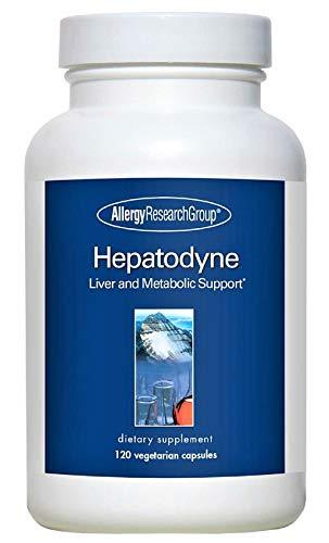 Allergy Research Group Hepatodyne 120 Vegetarian Caps