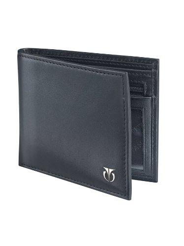 Titan Black Men's Wallet (TW112LM1BK) product image