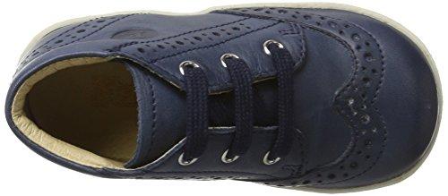 Falcotto Falcotto 4177 - Botas de senderismo Bebé-Niñas Blau (Blau)