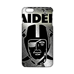 Fortune Oakland Raiders 3D Phone Case for iPhone 6 Plus