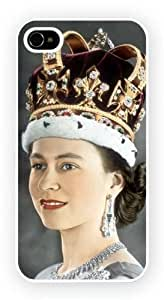 Queen Elizabeth II Coronation, iPhone 6 & 6S glossy cell phone case / skin