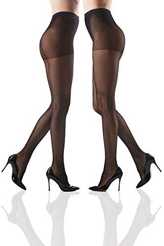 ブルームビジネス敬礼Le Cabaret SOCKSHOSIERY レディース US サイズ: M カラー: ブラック