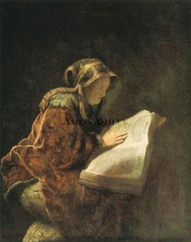 Art Rembrandt Fine Print - Rembrandt - Mother NO LONGER IN PRINT - LAST ONES!!