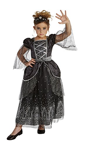 Happy Haunts Wicked Princess Costume, Small 4-6