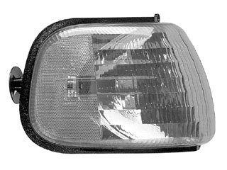 - Perfect Fit Group 18-5390-01 - Dodge Full Size Van Corner Lamp LH, Lens And Housing