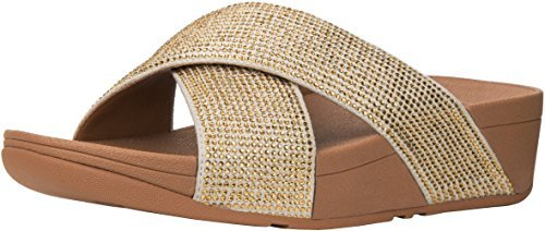 318560b19acd98 FitFlop Women s Ritzy Slide Sandals