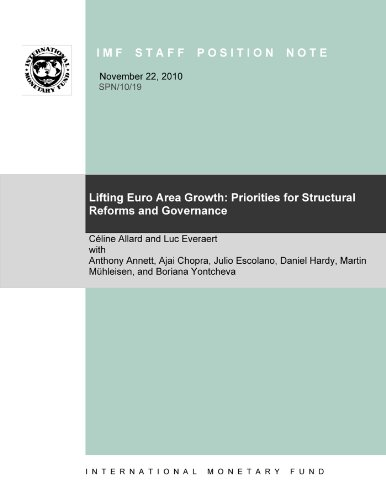 Lifting Euro Area Growth: Priorities for Structural Reforms and Governance: 10