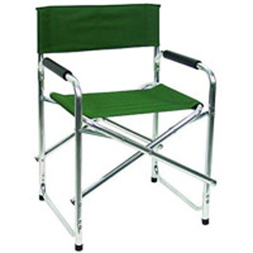 Vette CDF00031 Sedia in Alluminio, Regista, Verde Vianello Spa 42255