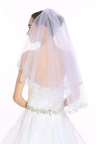 Passat Beaded Rhinestone Sparkle Wedding product image