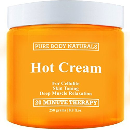 Pure Body Naturals Hot Cream